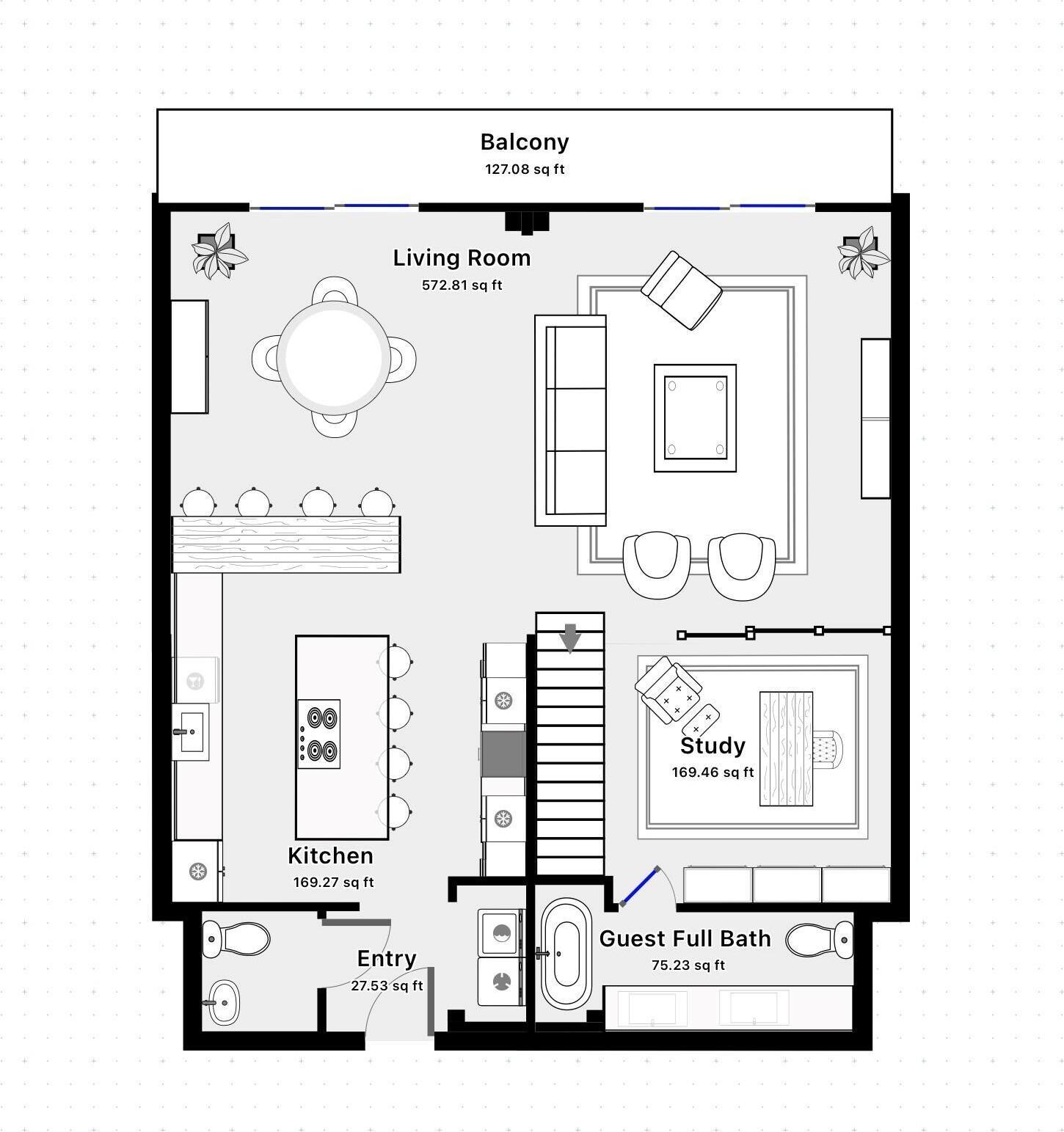 101 N Clematis Street Unit: 306