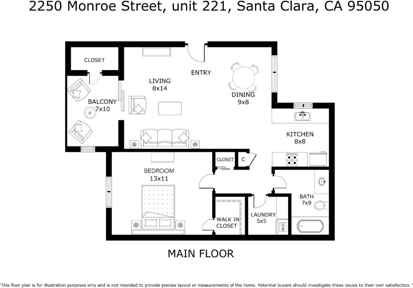 2250 Monroe ST 221
