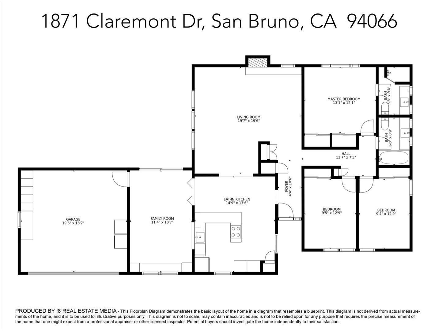 1871 Claremont DR photo