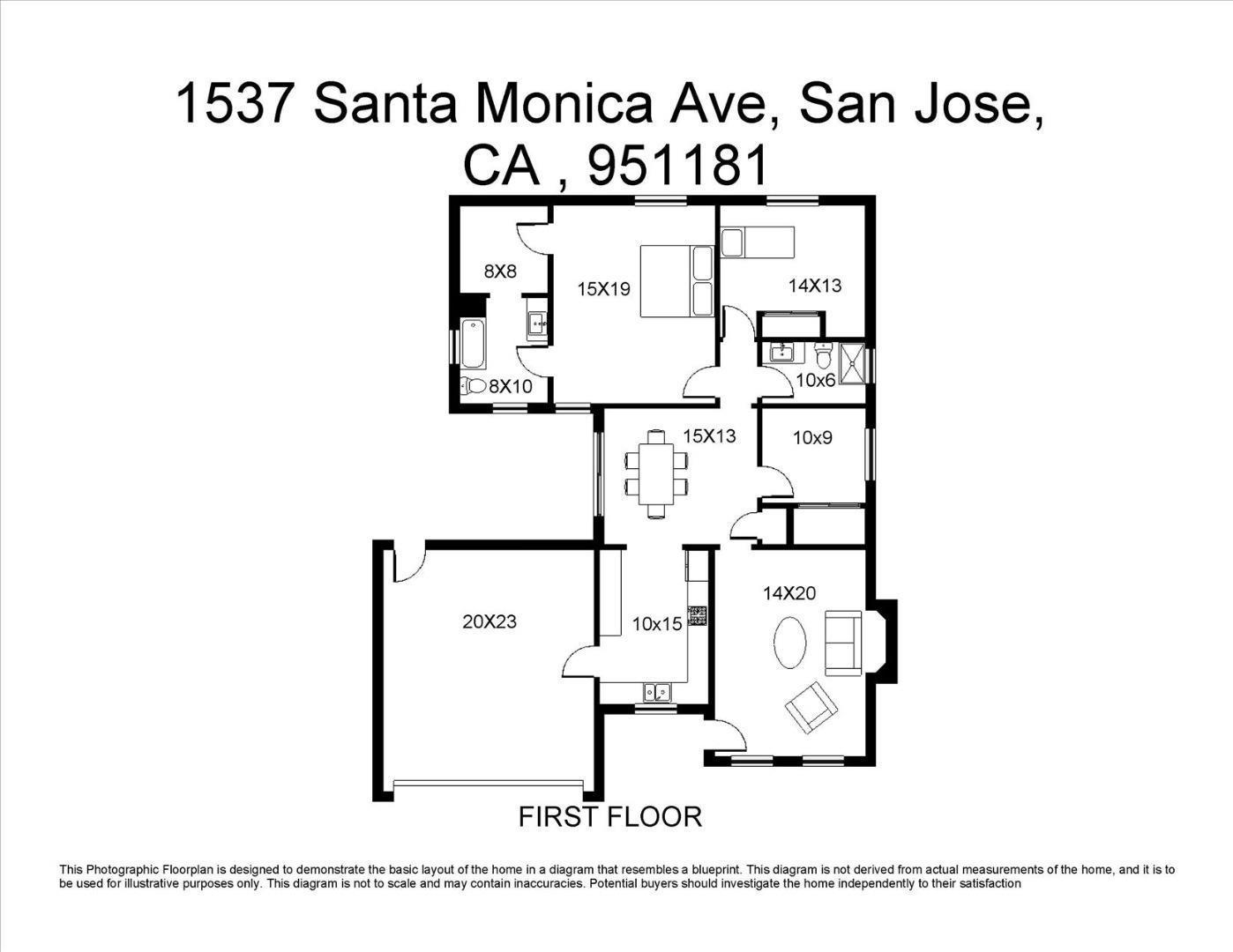 1537 Santa Monica AVE photo