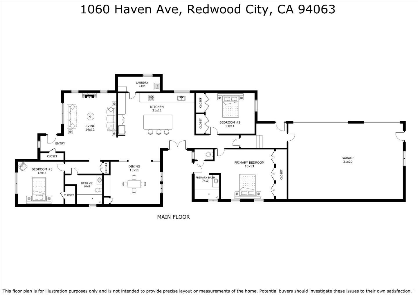 1060 Haven AVE photo