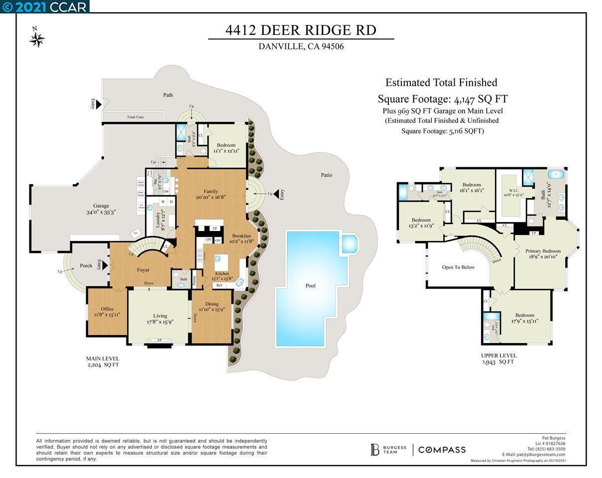 4412 Deer Ridge Road, Blackhawk | Sold! photo