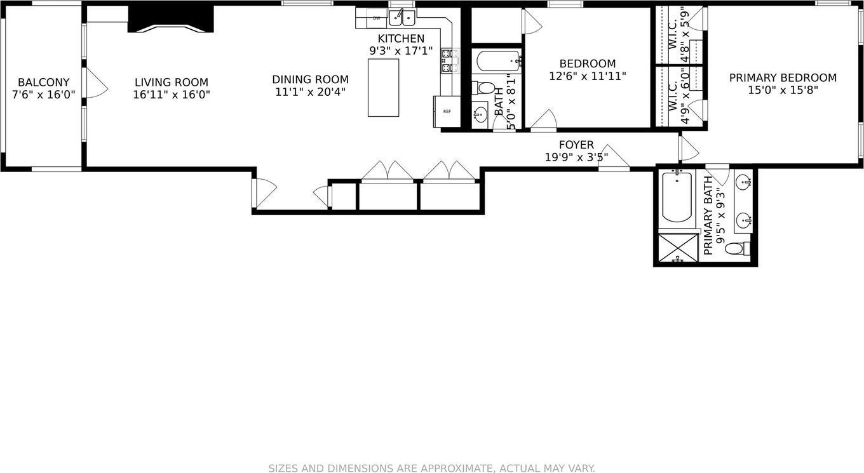 1019 W Monroe  Street, Unit 3E preview