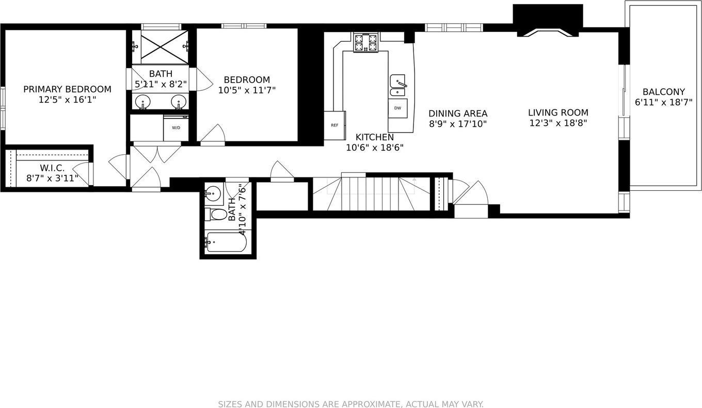 2741 N Mildred Avenue Unit: 3S photo