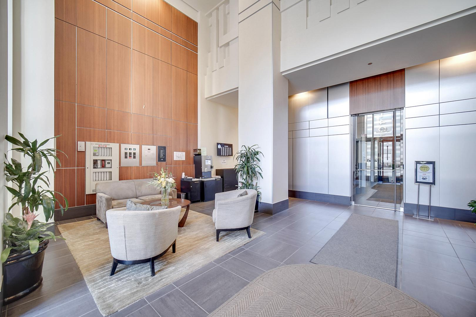 1400 S Michigan  Avenue, Unit 1707 preview