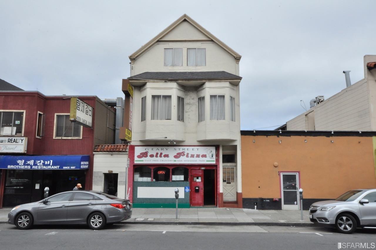 4120 Geary Boulevard photo