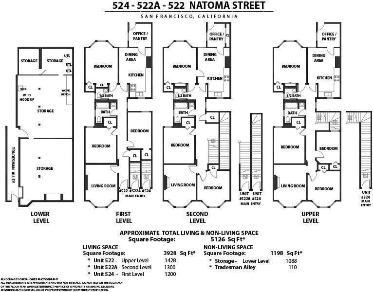 522 Natoma Street photo