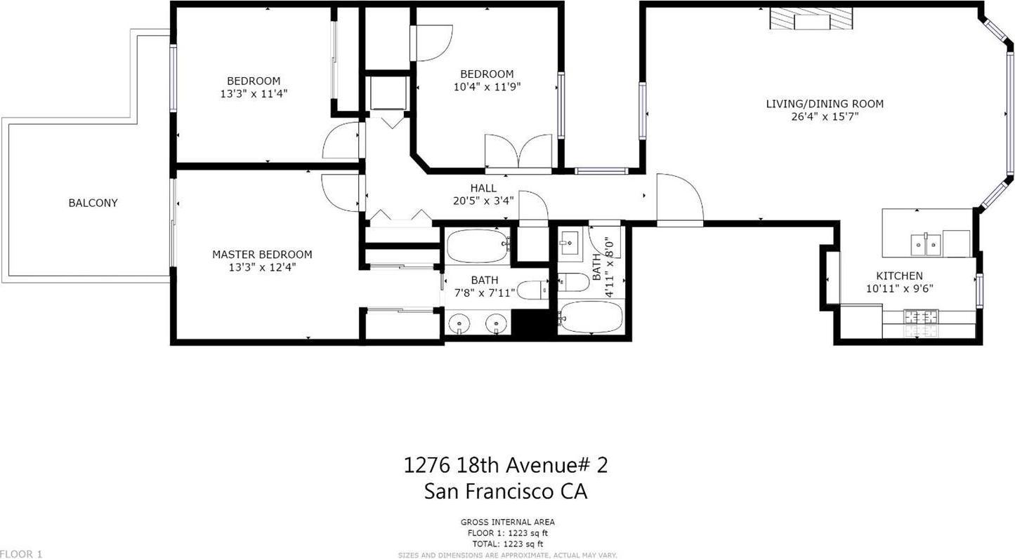 1276 18th Avenue Unit: 2 photo