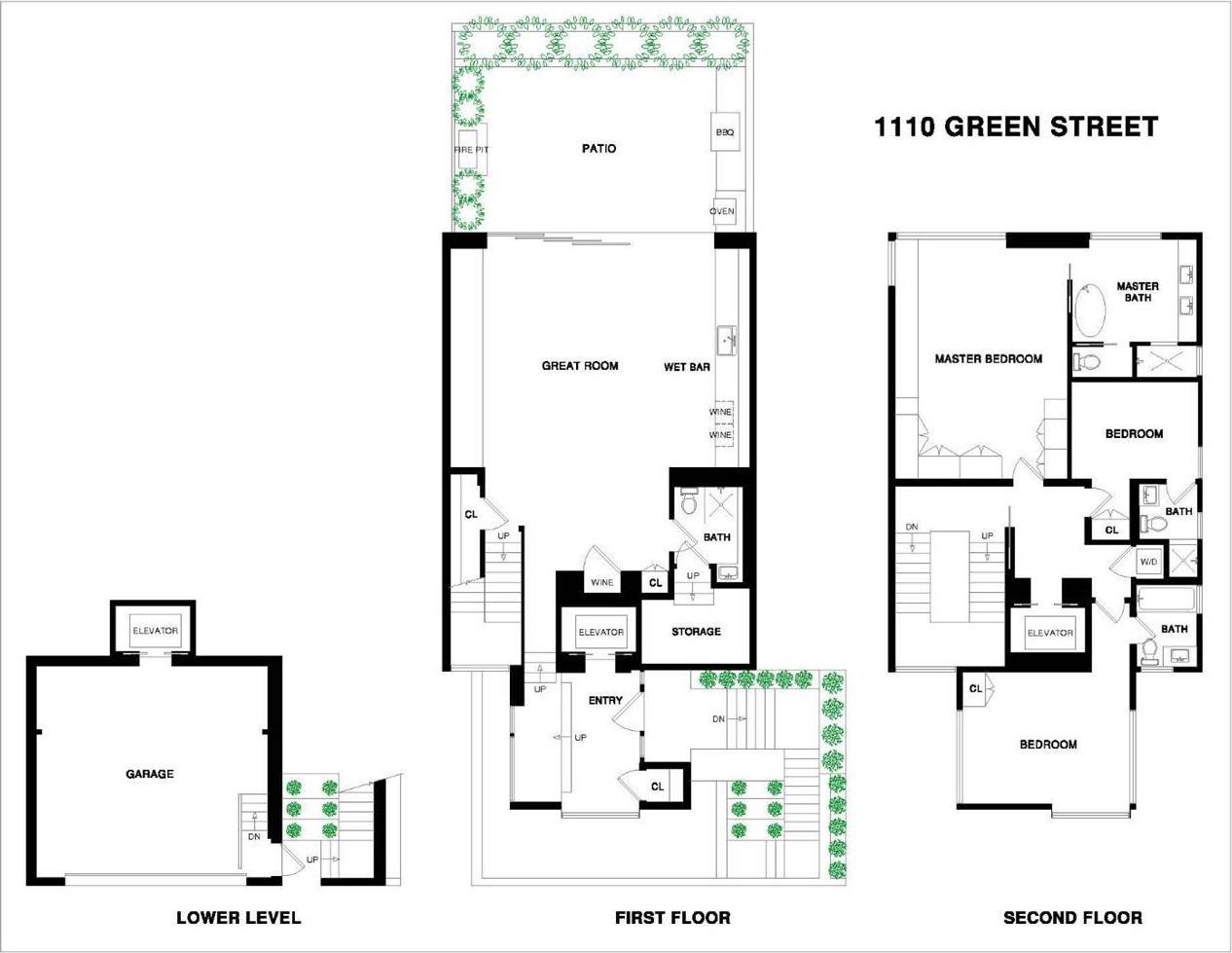 1110 Green St photo