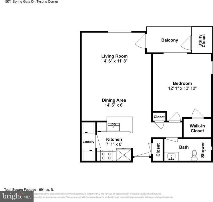 1571 SPRING GATE DR #6215 preview