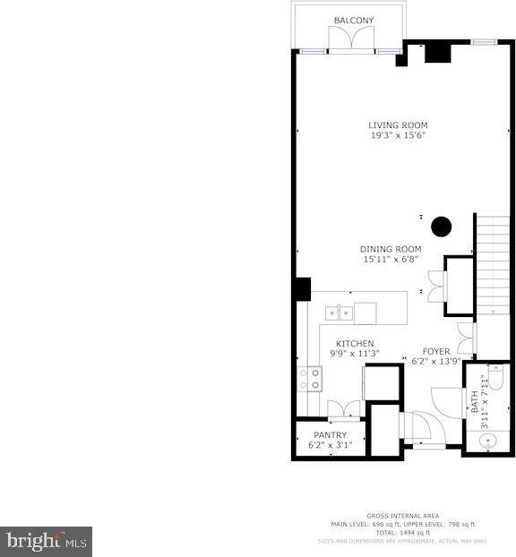 910 M ST NW #1014 preview